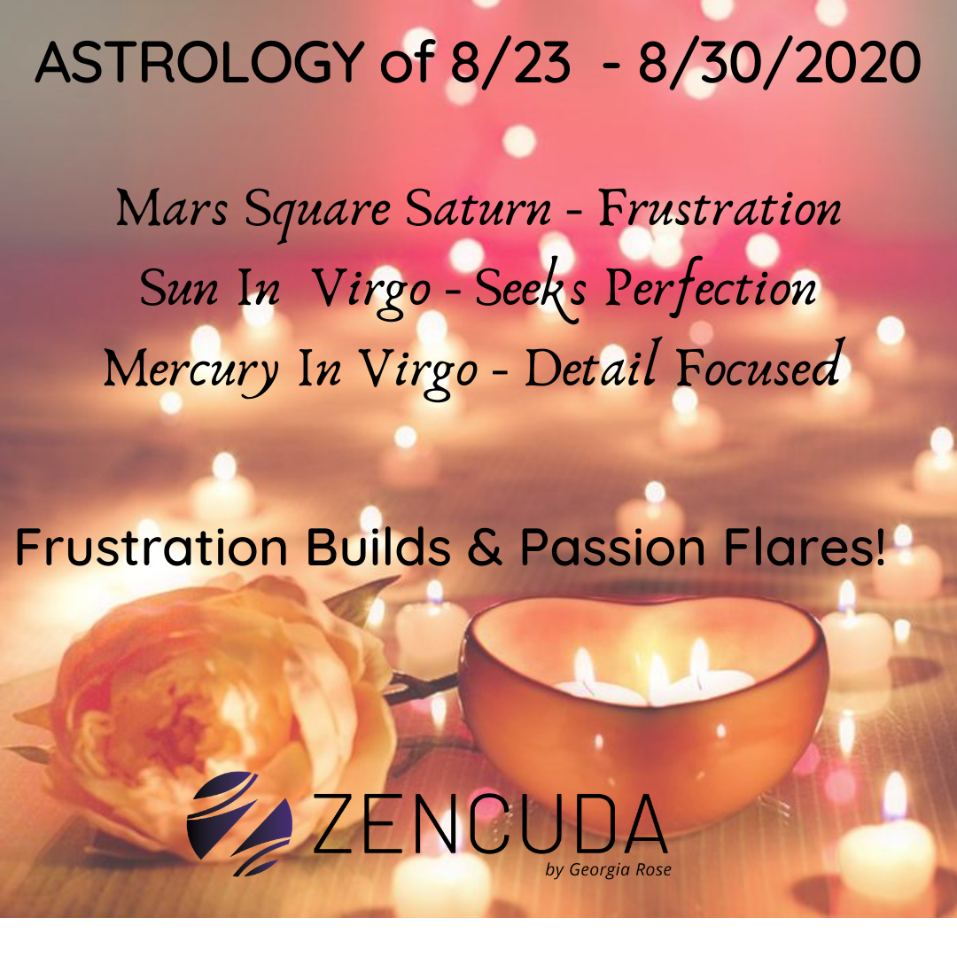 Astrology 8/24 -8/30 2020